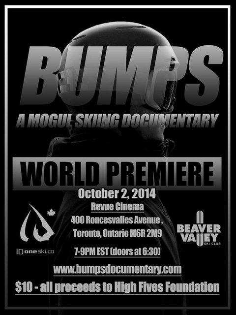 Bumps Documentary World Premiere
