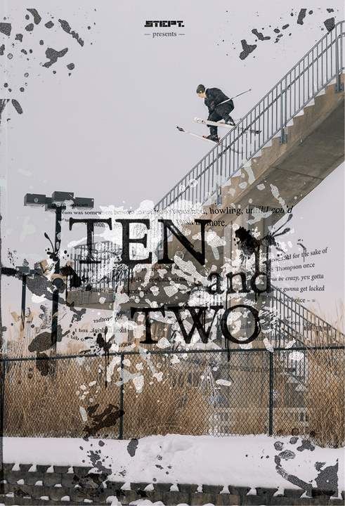 "Stept Productions's presents ""Ten and Two"""