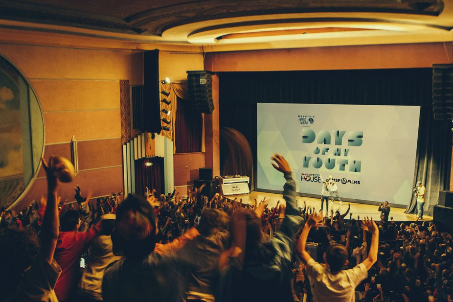 """Days of My Youth"" Premieres To Hundreds of Fans in Boulder, Colorado"