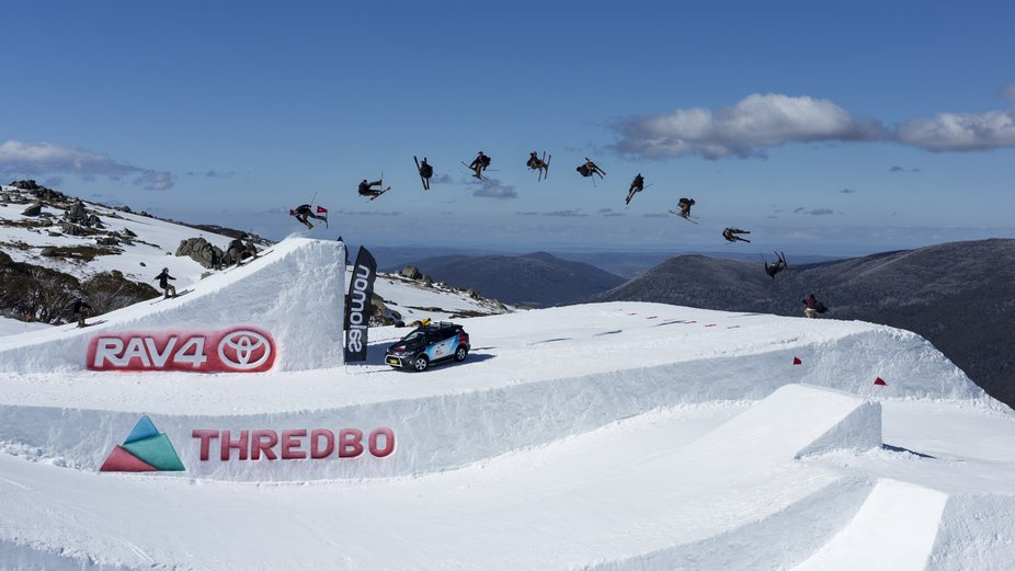 Toyota One Hit Wonder Big Air Results
