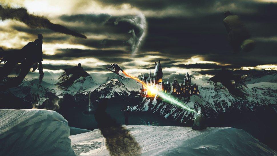 Simon Zogg | Hogwarts