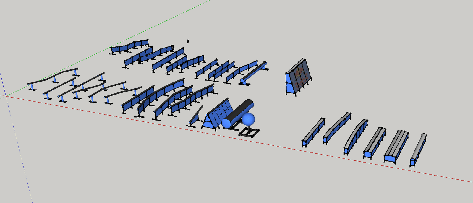Sketchup Features for 2014/15 Season