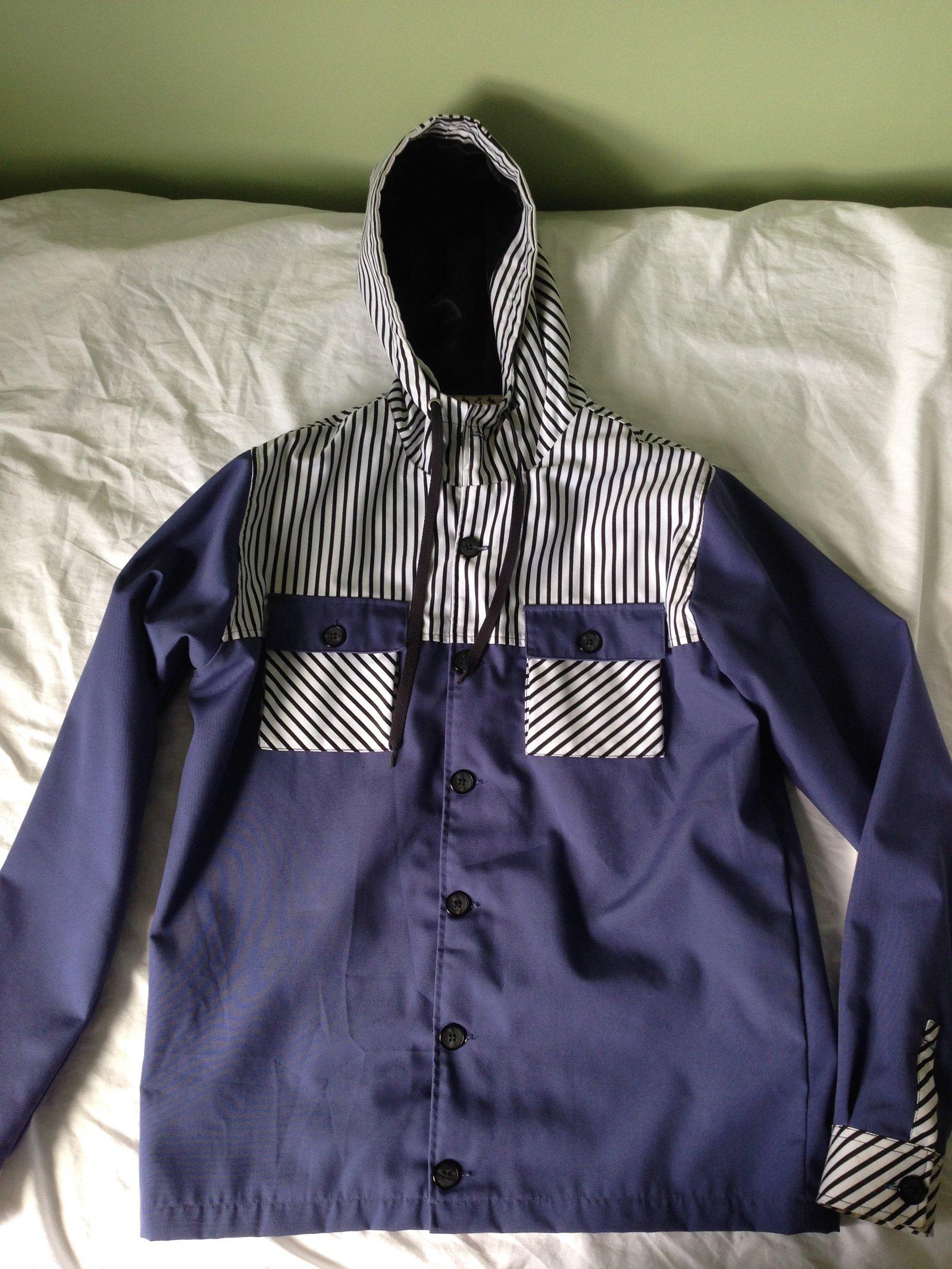 Jiberish jacket