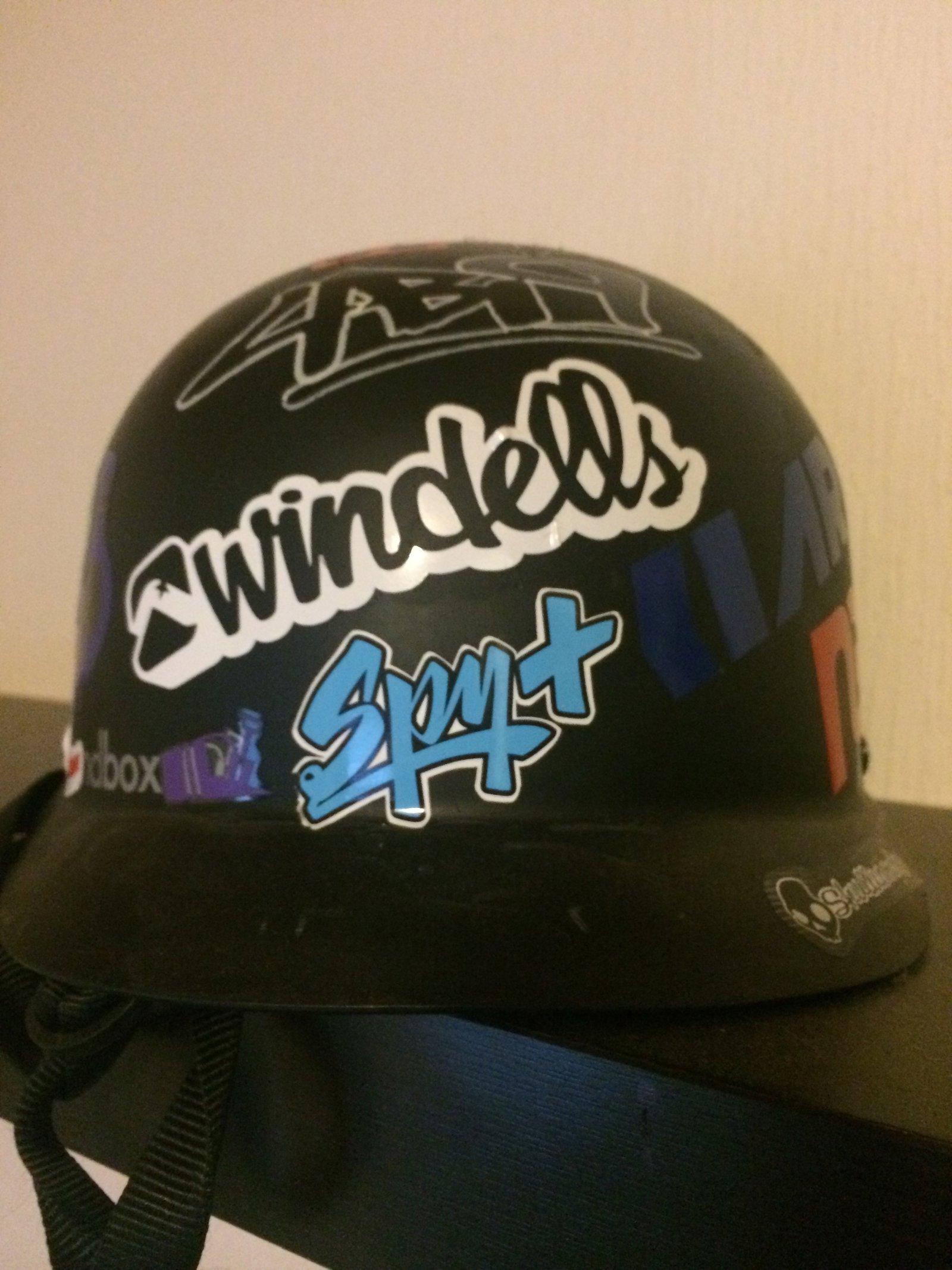 Xl Sandbox Helmet - For sale