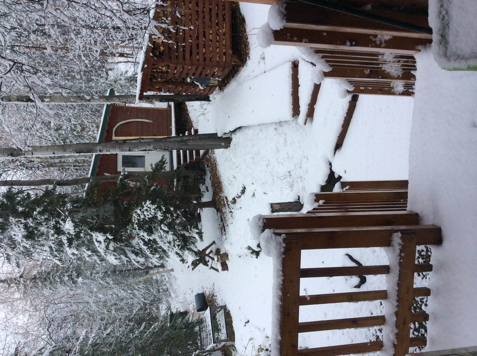 Ahhhhh snow