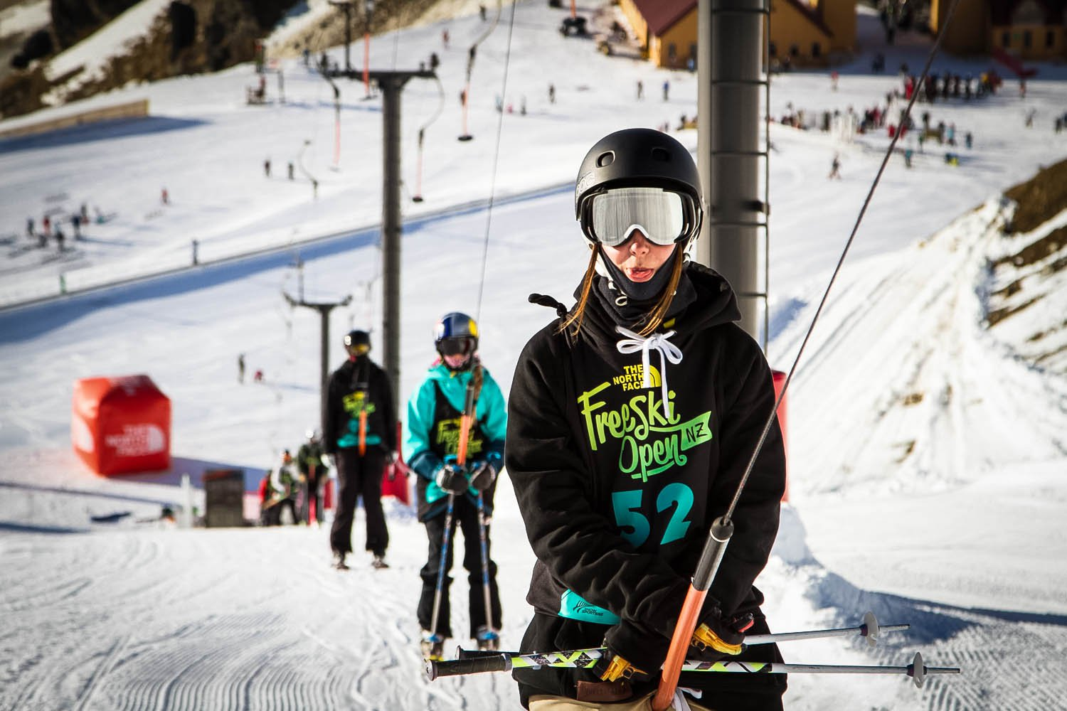 TNF Freeski Open