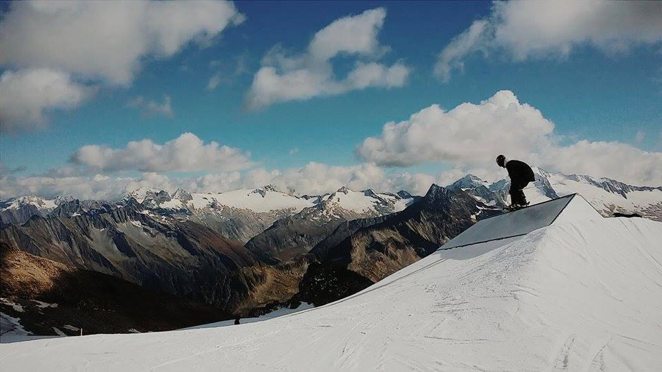 Hintertux shred