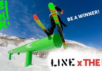 Line x The Lab Indoor Ski Area in Boston