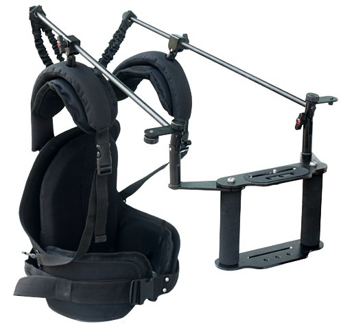 CAMTREE Flexi Rig - Shoulder mounted camera stabilization system