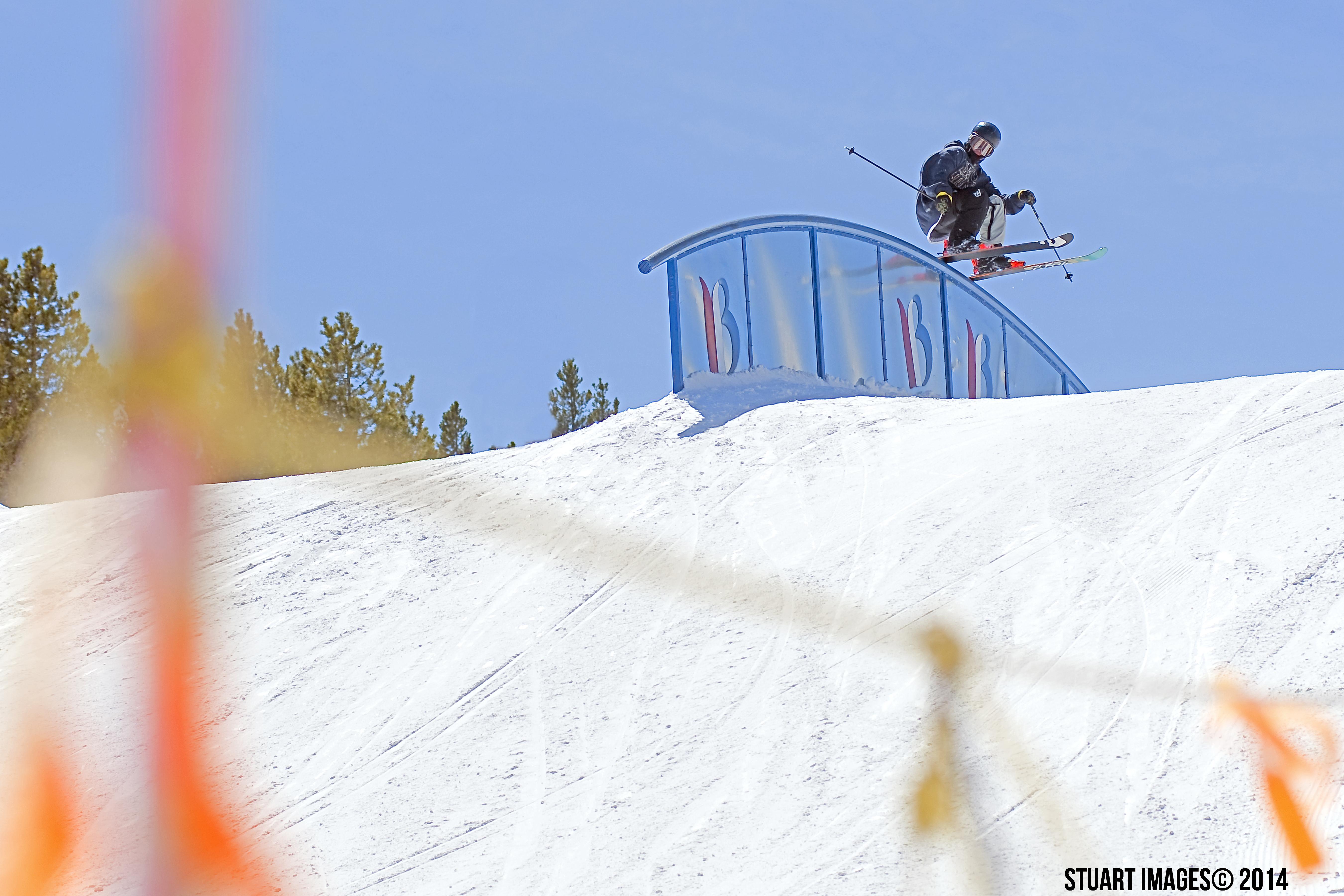 Tail Press // Breck