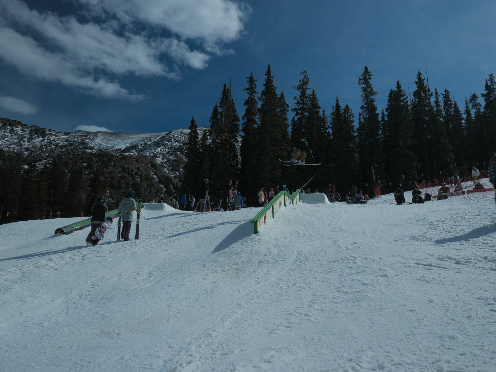 Opening Weekend A Basin