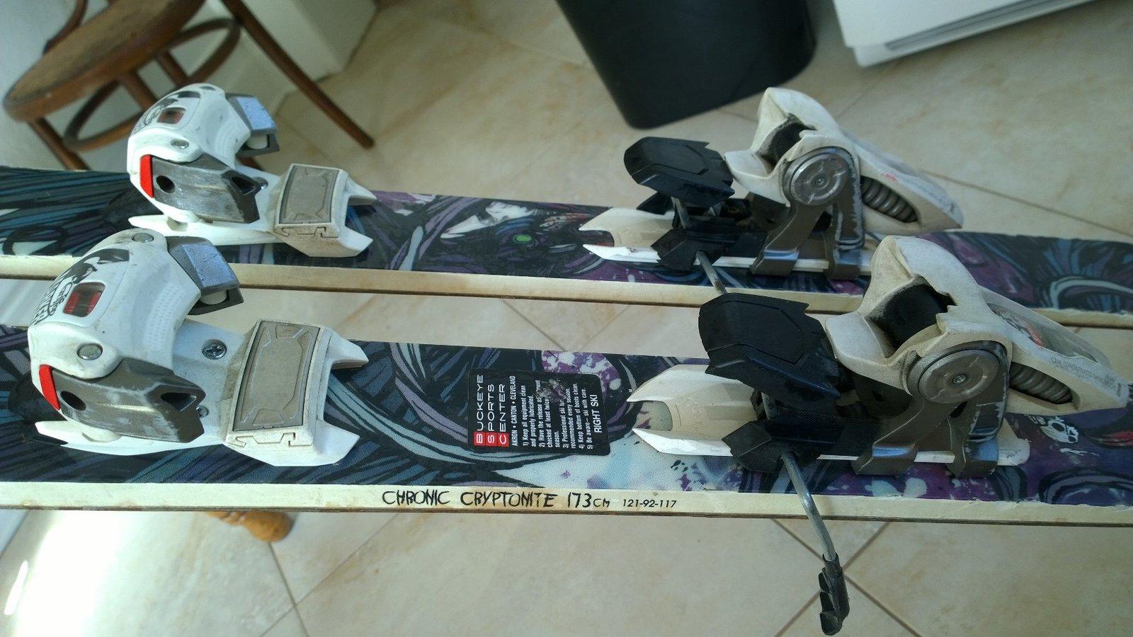Marker Griffon Binding #2