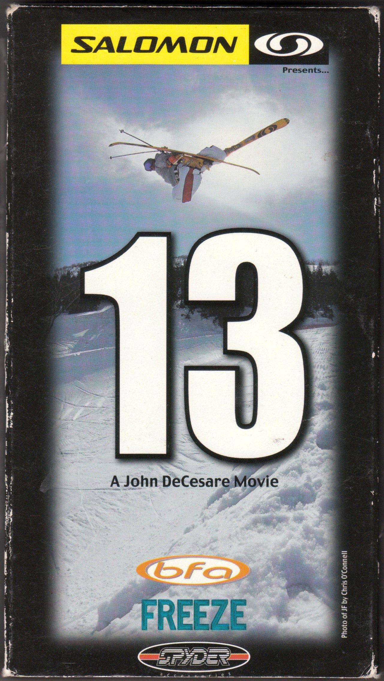 '13' box cover