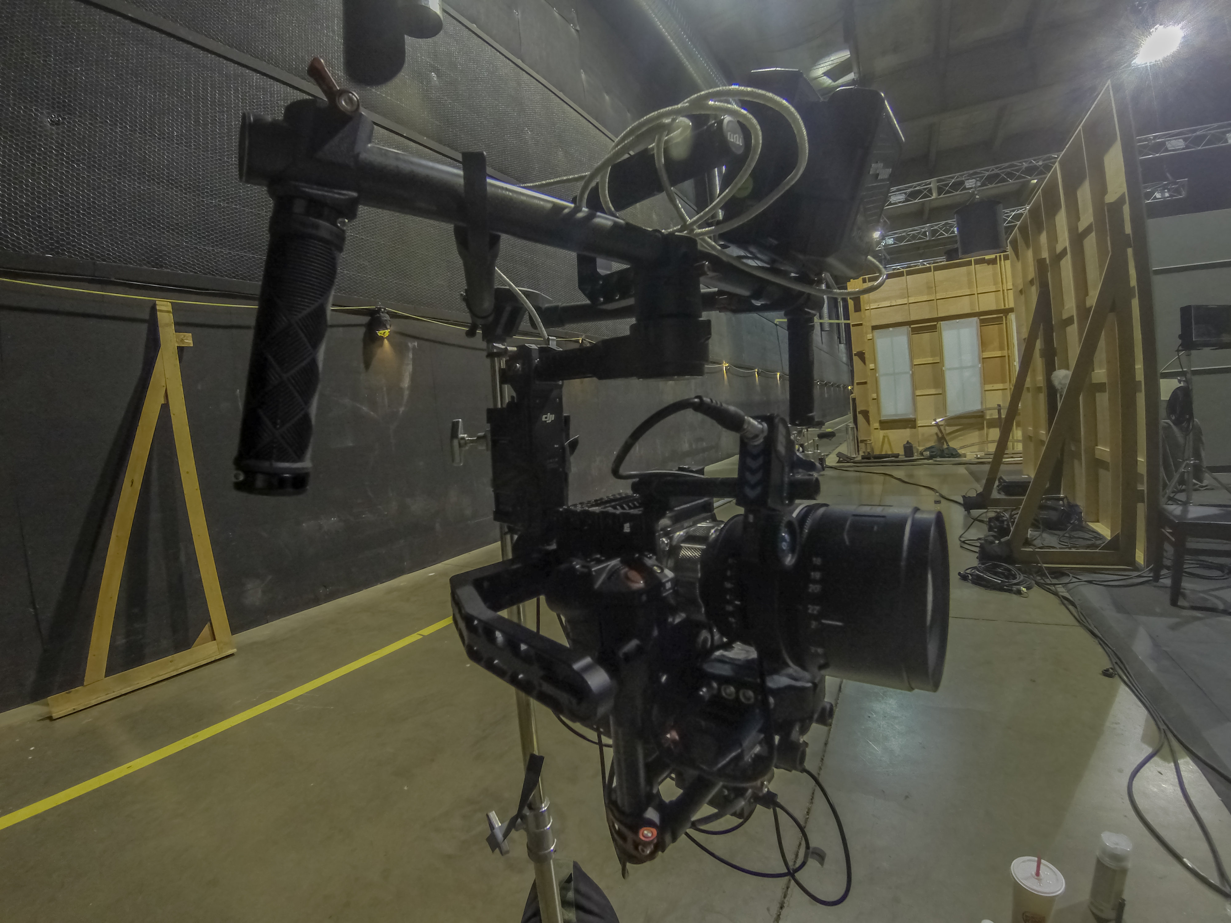 Ronin and Red Epic 2