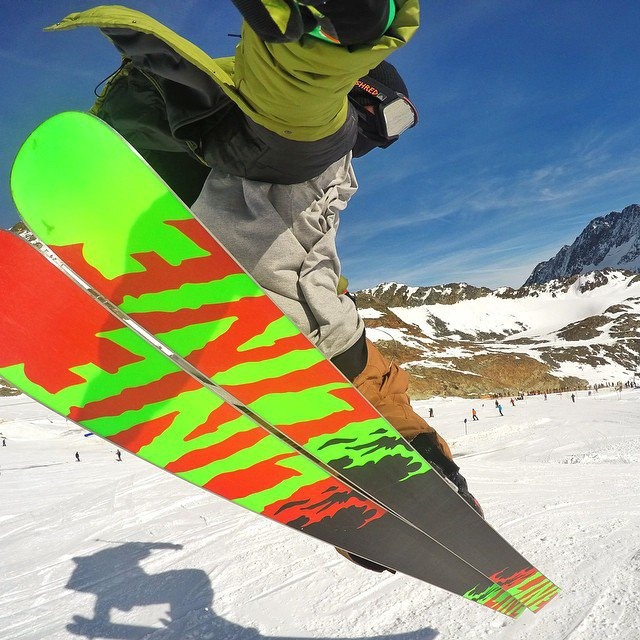 Tom Wallisch Signs With Line Skis