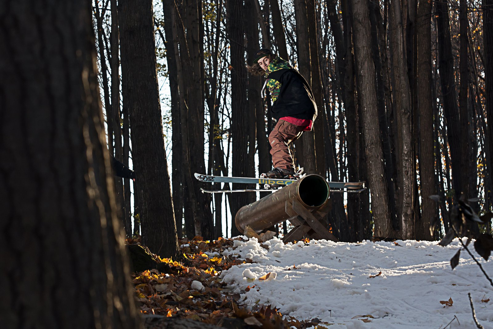 Geoff Lovelace Fall Session