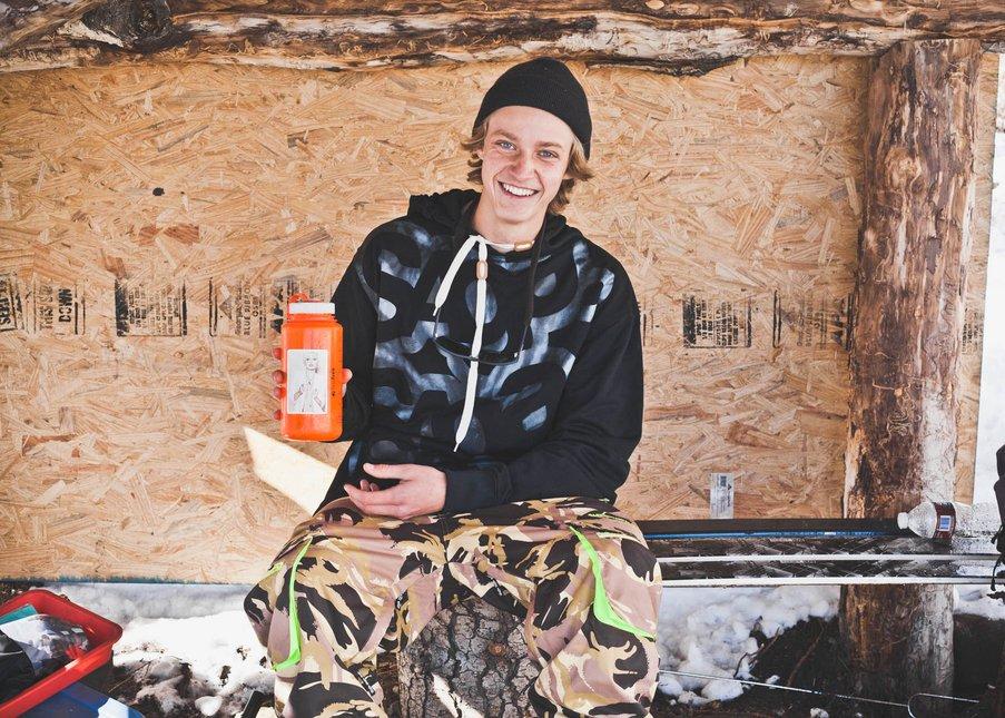 Andy Partridge Guac Hut
