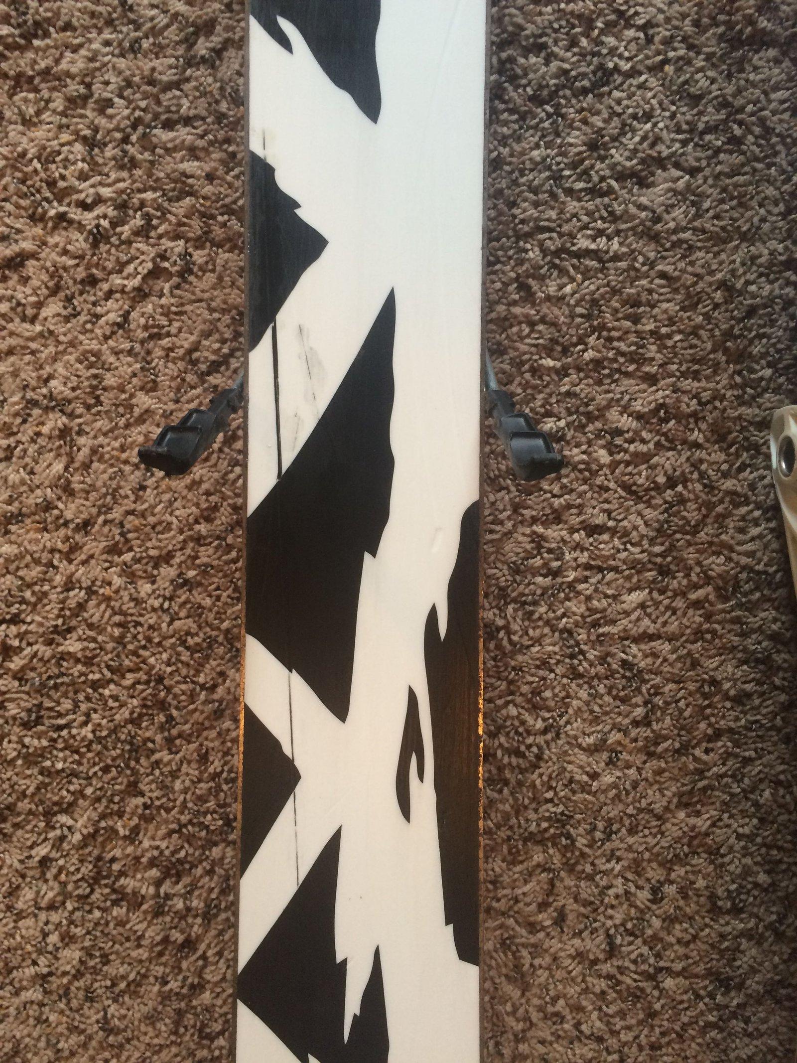 K2 Recoil 179cm