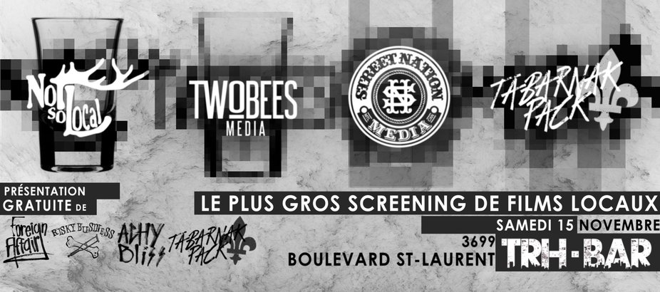Premiere Novembre 15th in MTL
