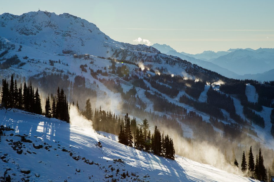 Winter is Here NOW : Whistler Blackcomb