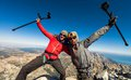Vasu Sojitra: The First Ascent of the Grand Teton By An Adaptive Athlete On Crutches