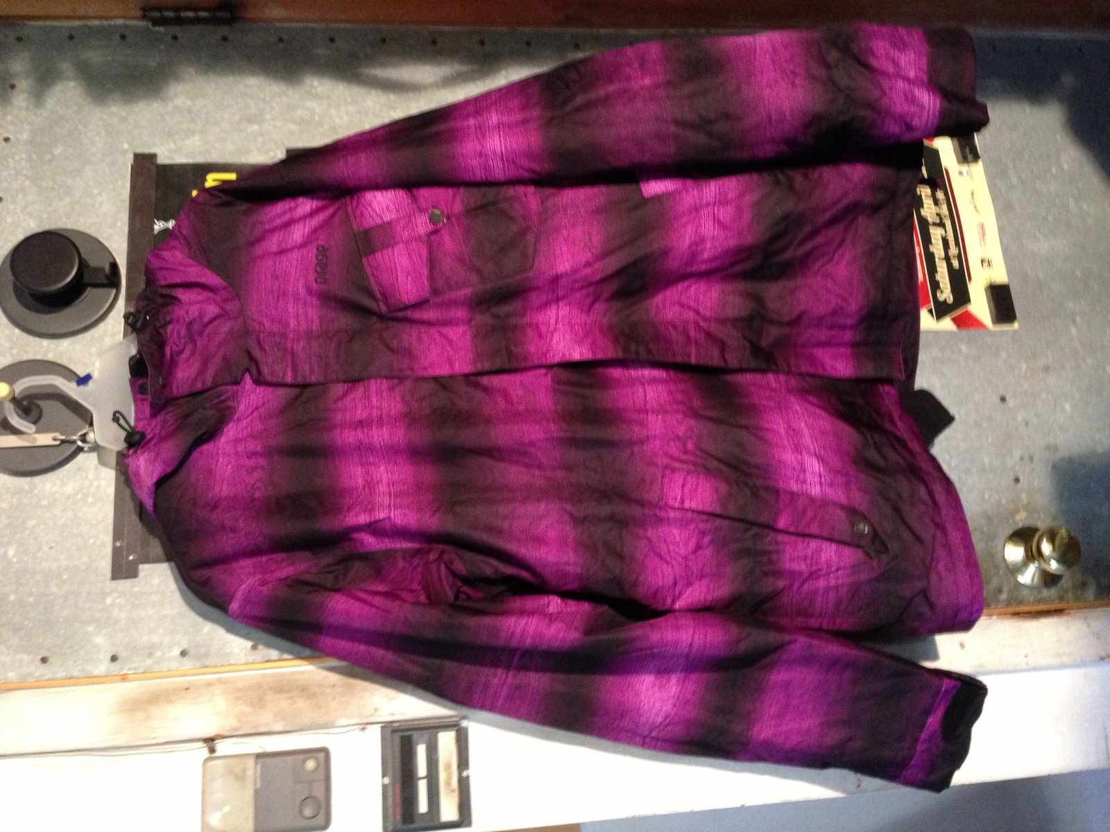 orage jacket XL