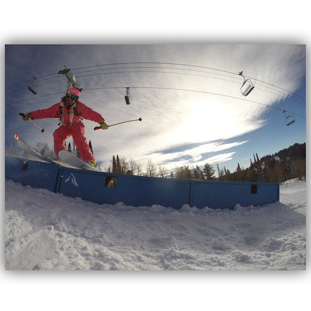 Targhee Opening Day w/ TanSnowMan