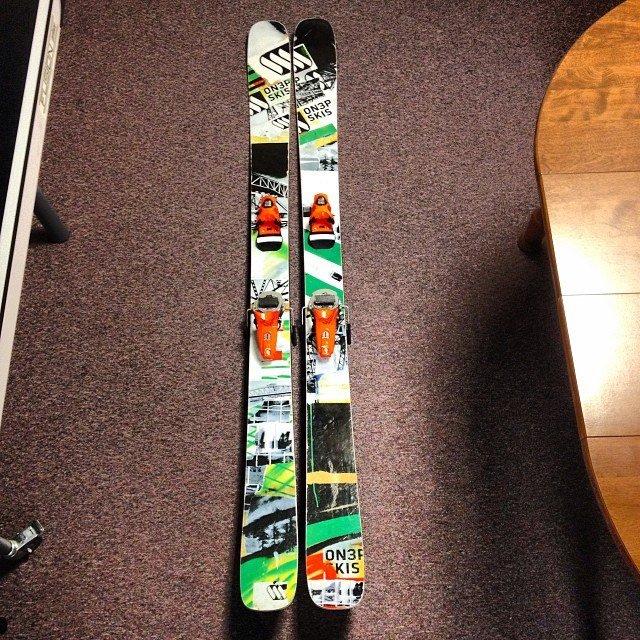 Same ski, new season