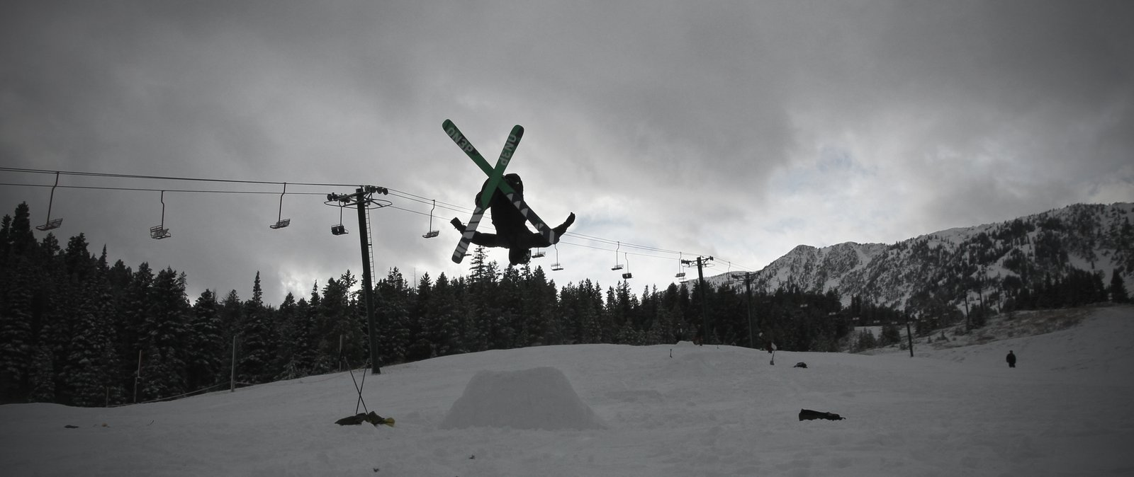 Bridger Backflip