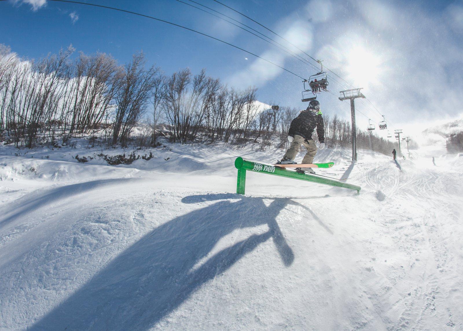 PC Ski Day 1