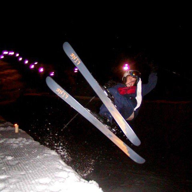 Tom Wallisch/Line Skis Q&A