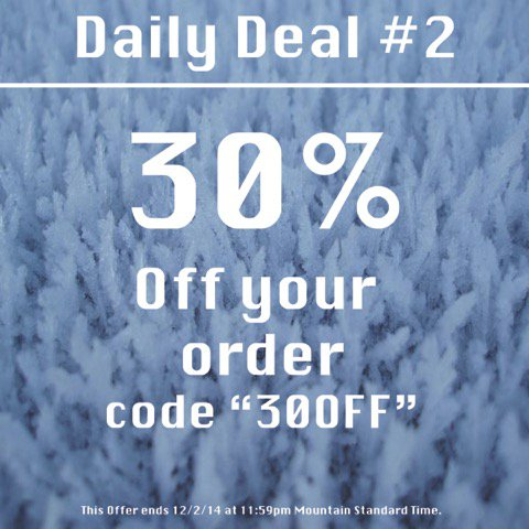 Daily Deal #2`