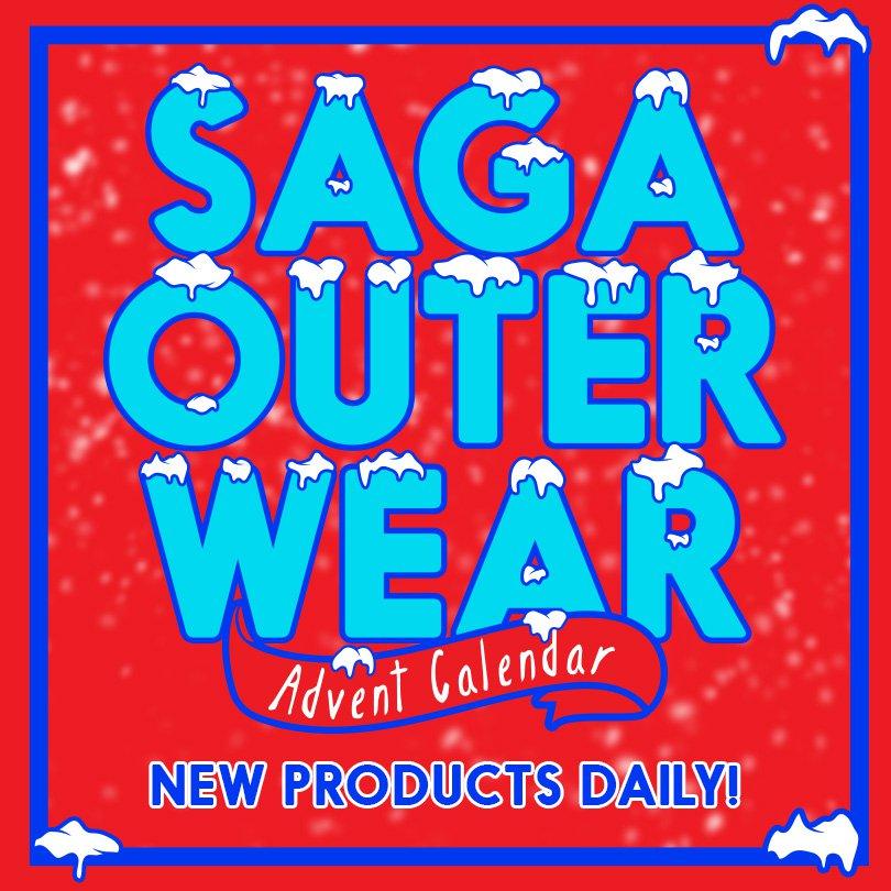Saga Advent Calendar
