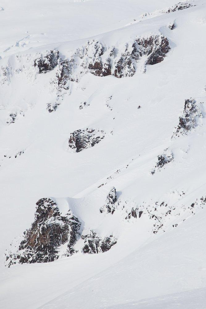 Mt. Rainier Shred
