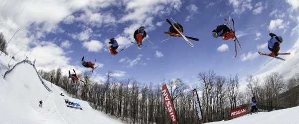 The North Face Park and Pipe Open Series Announces New Virtual Freeskiing Competition