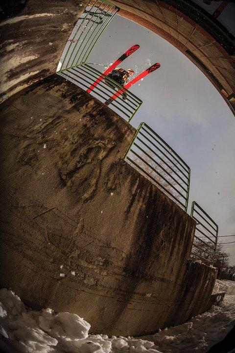Best Urban Skier