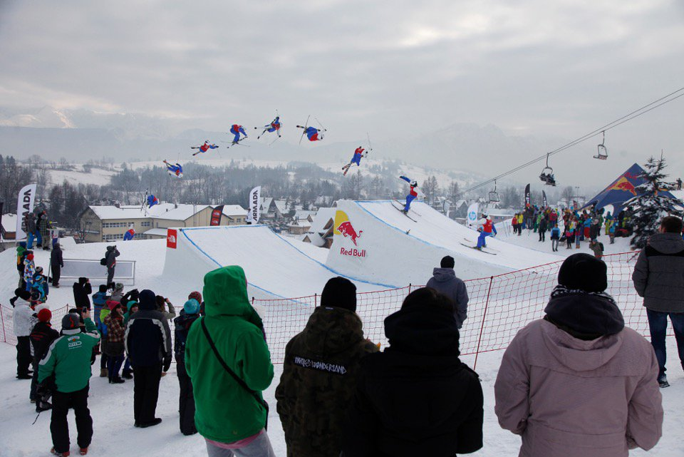 Registration for Thule Polish Freeskiing Open 2015 driven by MINI is now open