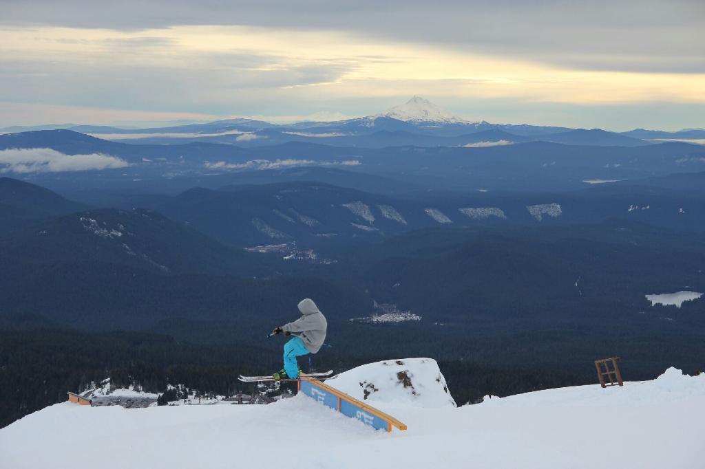 Mt.Hood Shreddin'