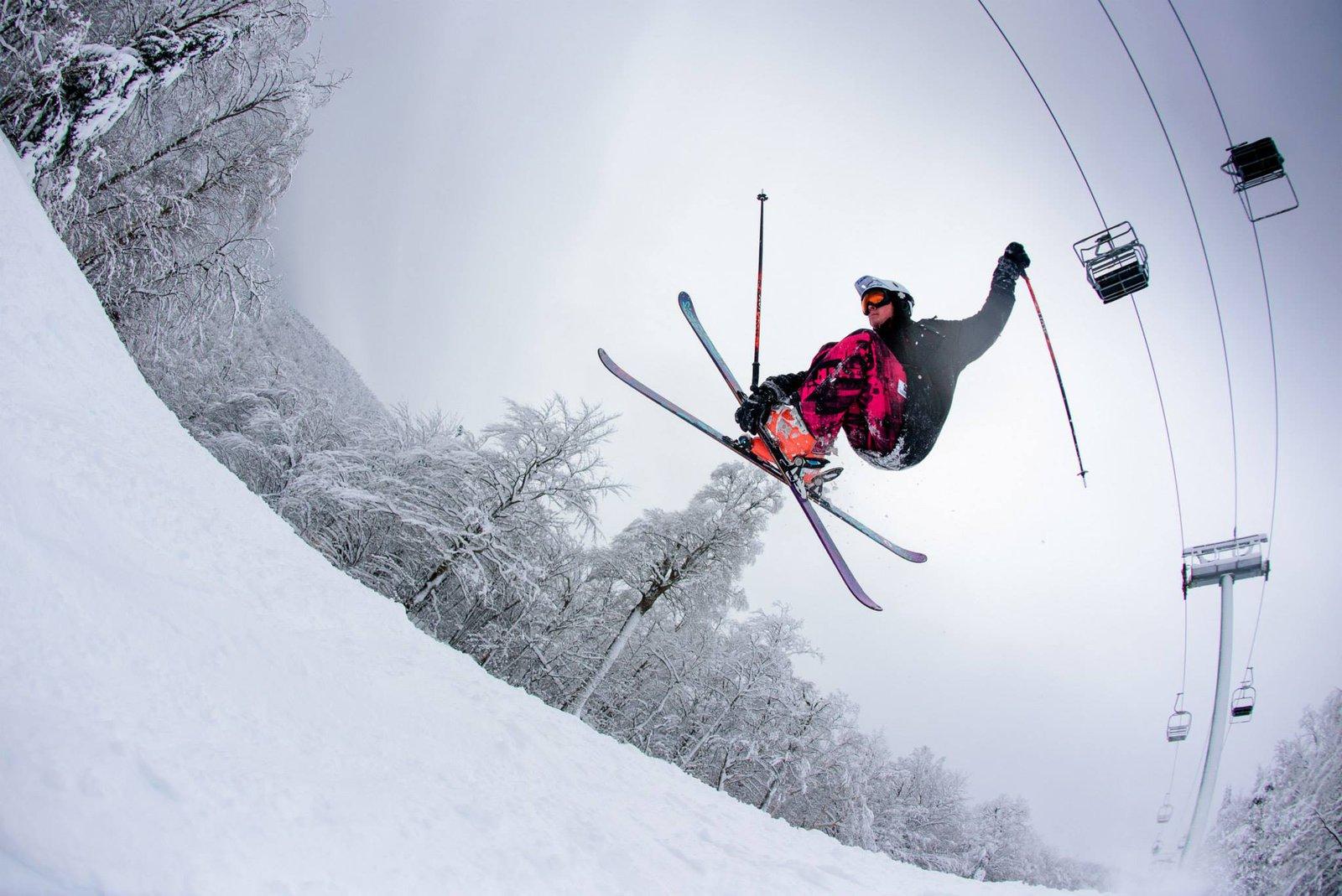 gtfo ski pole