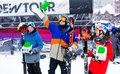 Dew Tour Mens Slopestyle: Low Vis, Crashes and Knuckles