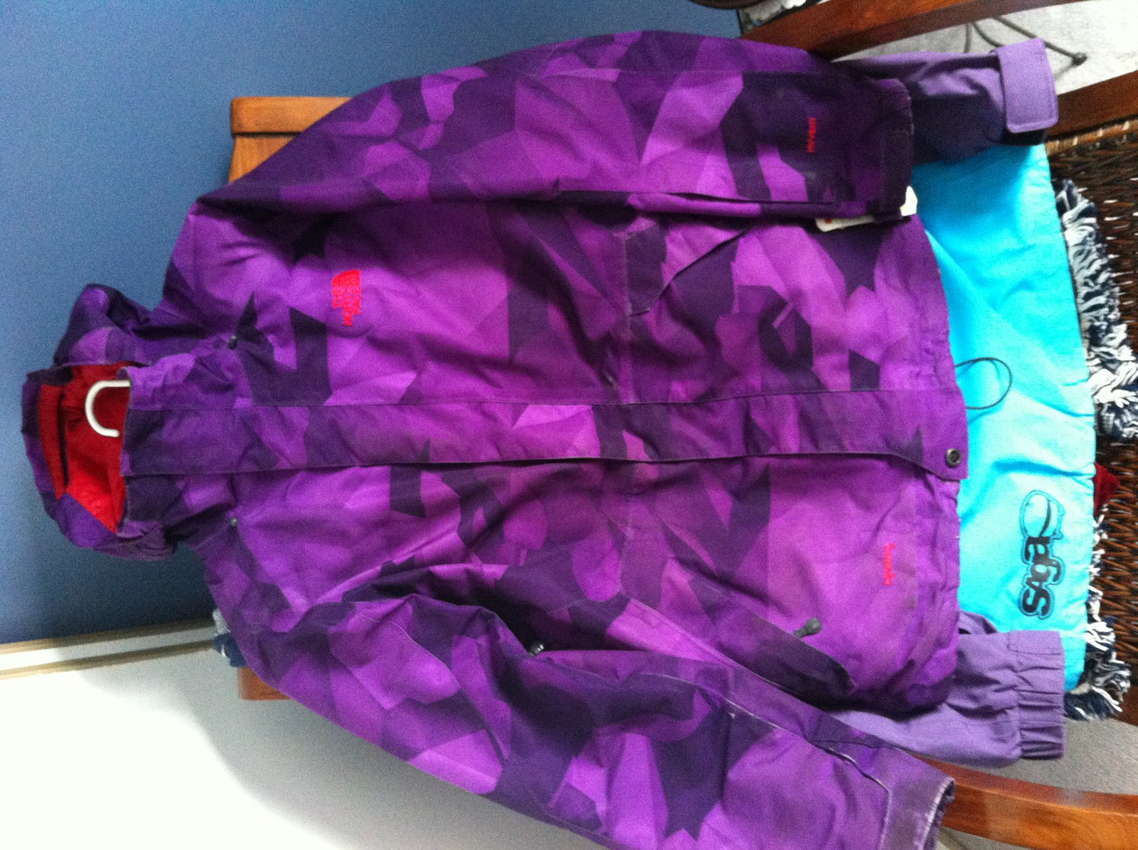 north face gonzo cryptic xl