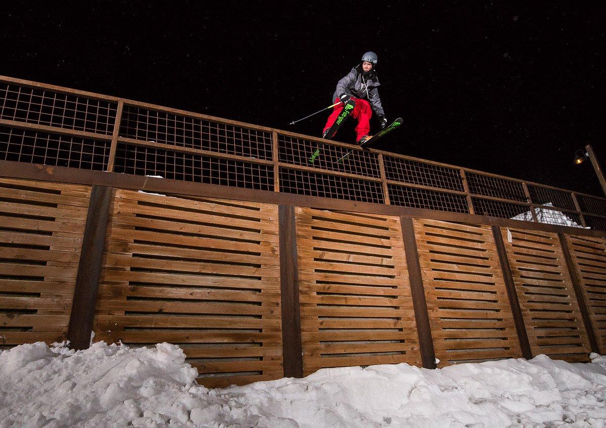 Snow King Rail