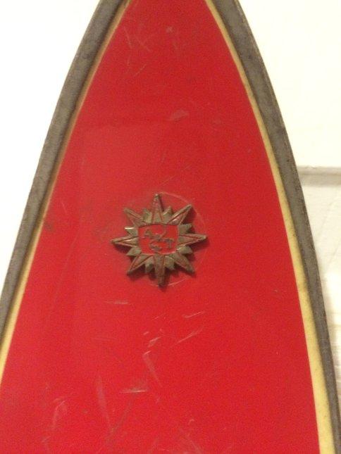 A & T emblem