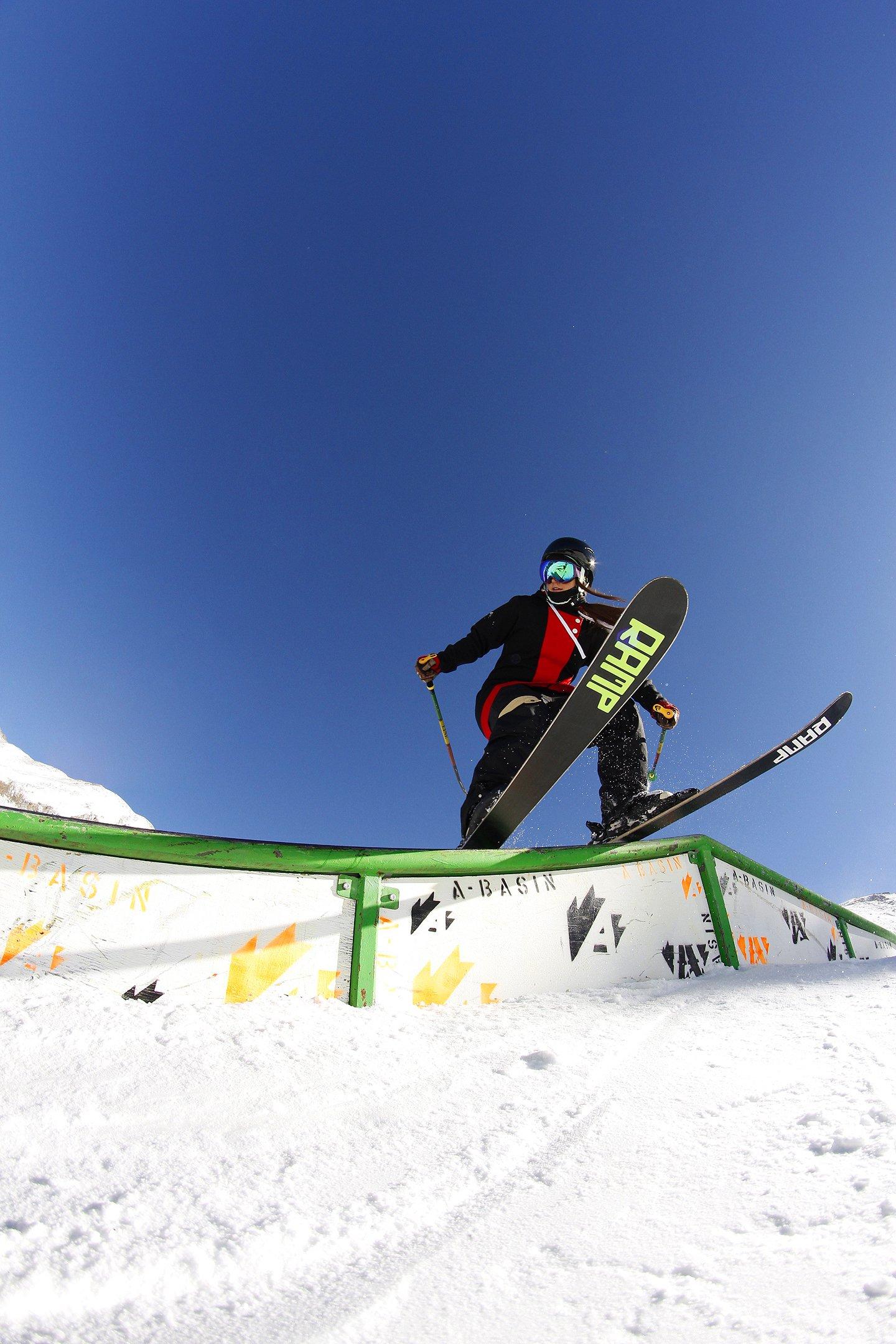 early season ski