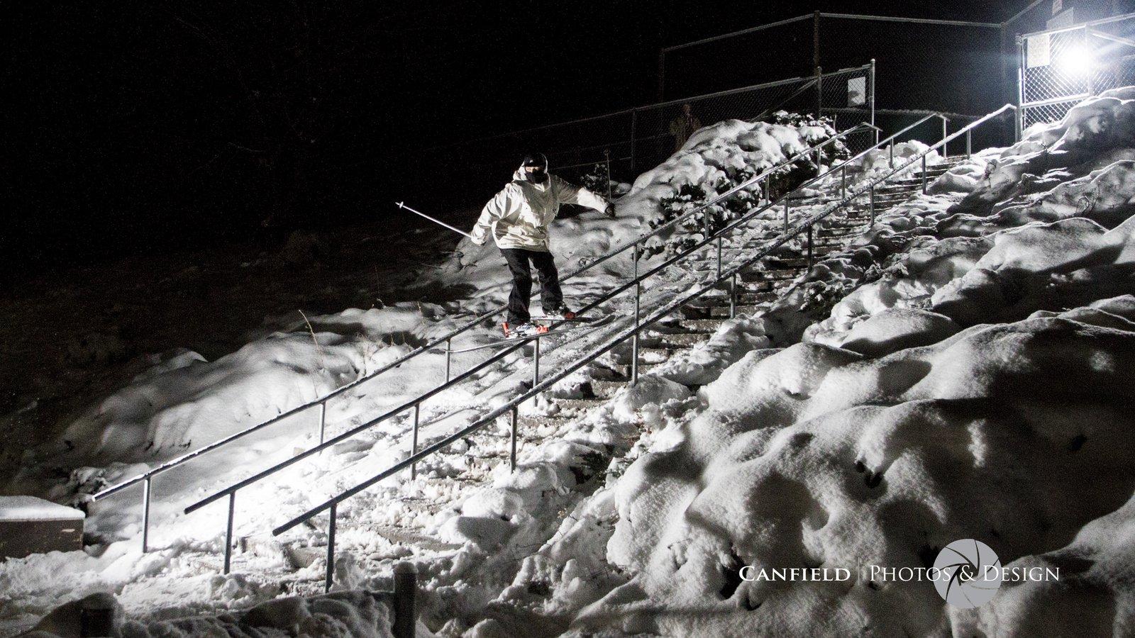 Oakridge Down Rail
