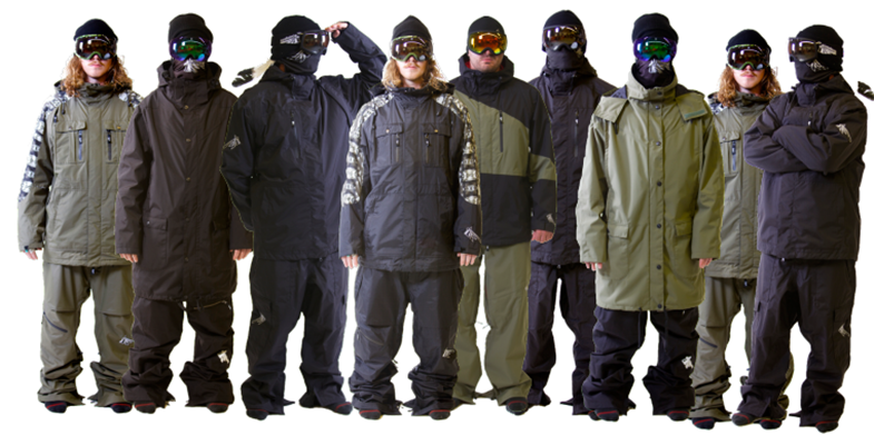 Tomahawk Outerwear- Available Now