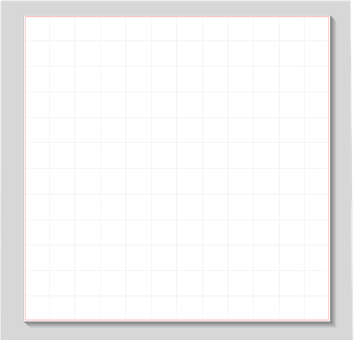 12in x12in Sheet Template