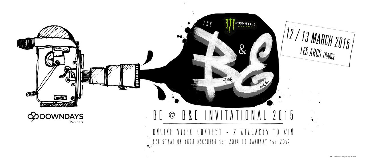 """Time to vote for your favorite """"Be @ B&E Invitational"""" Edit"""