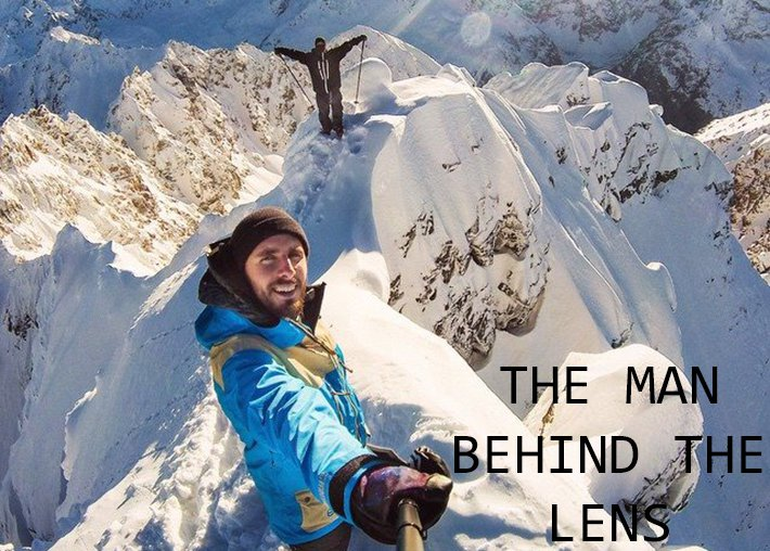 The Man Behind The Lens: Etienne Merel