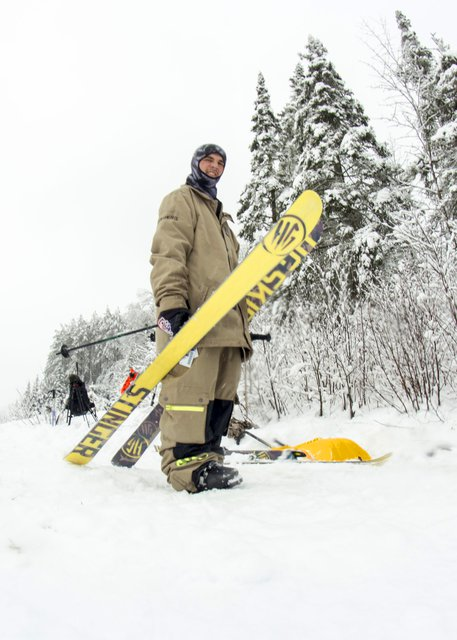 HG Skis Q&A - Inspiration, Beer and Snacktime Treats